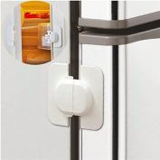 Kids Children Toddlers Fridge Freezer Door Baby Safety Draw Cabinet Lock