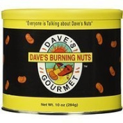 Dave's Gourmet Burning Hot Nuts, 300ml Thank you to all the patrons We hope that he has gained the trust from you again the next time the service