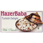 Hazer Baba Turkish Delight With Pistachio, 470ml Thank you to all the patrons We hope that he has gained the trust from you again the next time the service