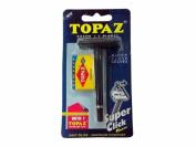 Laser Topaz Super Click Razor De Razor SR Safety Razor
