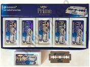 100 Pcs. Dorco Prime Platinum Double Edge Razor Blades