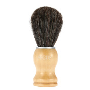 Abody® Men's Badger Shaving Brush Male Razor Brush with Wood Handle for Face Cleaning