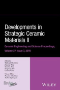 Developments in Strategic Materials II