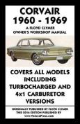Corvair 1960-1969 Owner's Workshop Manual