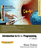 Introduction to C++ Programming, 2nd Edition