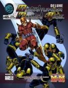 Metahuman Martial Arts 3e Deluxe