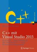 C++ Mit Visual Studio 2015 [GER]