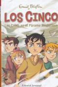 Los Cinco En El Paramo Misterioso [Spanish]