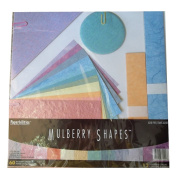 Mulberry Shapes by Paperbilities