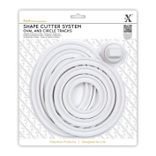 xcut 7-Piece Shape Cutter System, Oval and Circle Tracks