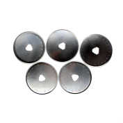 In-tool-home 45mm Rotary Cutter Replacement Blades 5 PACK