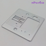 HONEYSEW Needle Throat Plate Q60D For Singer 3321, 3323, 44S, 4411 Heavy Duty, 4423 Heavy Duty, 4452, 5511 Scholastic, 5523, 5532 #416472401