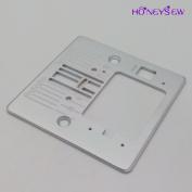 HONEYSEW Needle Throat Plate Q60D For Singer 3321, 3323, 44S, 4411 Heavy Duty, 4423 Heavy Duty, 4452, 5511 Scholastic, 5523, 5532 #416472401