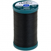 Coats Outdoor Living Thread, 200-Yard, Black