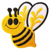 Mr. BEE Iron on Patches