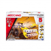 Meccano Construction Crew 5 Model Set