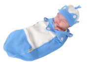 Cosy Cocoon Nursery Blanket, Little Prince, Small