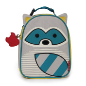 Skip Hop Zoo Lunchie Insulated Lunch Bag, Raccoon