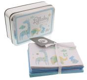 Pepper Pot Lullaby Boy Notecards Tin - 16 Notecards & Envelopes