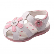 Voberry® Toddler Baby Kid Girls' Soft-Soled Princess Sandals