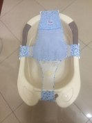 Kangaroobaby Newborn Adjustable Bath Seat Net Mesh Sling Safety Bathing Bed Support