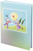 IDENA 540951 Baby Photo Album/Photo Album for 200 Photos Sized 10 x 15 cm