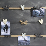 Sound of Romance Grey B1806 Frame for 9 Photos