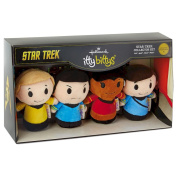 Hallmark Itty Bittys - Star Trek 50th Anniversary Collector Set