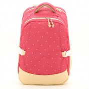 YuHan Baby Nappy Bag Travel Backpack Handbag Insulated Bottle Pockets Rose