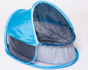 Pop Up Travel Bassinet with UV Sun Protection & Mosquito Cover RRP £34.99