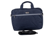 Folder bag professional ROMEO GIGLI blue office bag holder PC 36cm H197
