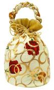 Favour Potli Wedding Handbag Long Indian Party Handmade Gift Clutch