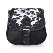Hrph New Fashion Mori Crossbody Package Bag Trend of Retro National Style Personality Shoulder Bags