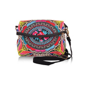 Autumn Winter New Messenger Bag National Bag Woman Single-shoulder Bag Chinese Style Swagger Bag butterfly