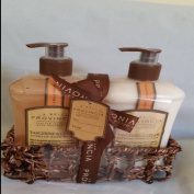 Tangerrine & Cream Scented Hand Wash & Hand Lotion