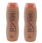 Avon Skin So Soft Silky Moisture Ultra Body Lotion 250 ml X 2