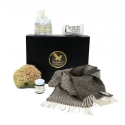 """""""Woolly Dad"""" British Wool Gift Box by The Spirit Of Father's Day Collection"""