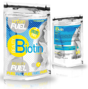 Biotin Hair Growth Supplement, 30 Tablets (Full Month Trial) From Urban Fuel Beauty