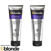 Jerome Russell Bblonde Silverising Shampoo & Conditioner 250ml