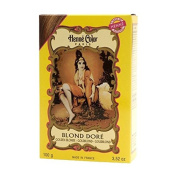 Henne Colour Henna Powder Hair Colour Golden Blonde 100g