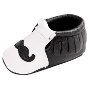 Lovely Baby Toddler Shoes PU Leather Sandals Tassel Bowknot Casual Shoes Soft Sole Prewalker 3-6 Months
