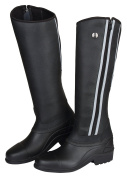 Covalliero Kids' Gronland Thermal Winter Boots-Black, Size 32