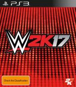 WWE 2K17 with Preorder Bonus