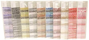 Juliette hair elastic fashion 50211 - 28 pcs/6 - Random Colour