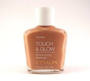 Revlon Touch & Glow Moisturising Makeup Liquid Foundation Suntan , 2 oz / 59.1 ml by REVLON
