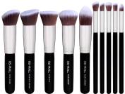 BS-MALL(TM) Professional Makeup Brush Set, Cosmetics Foundation Blending Blush Eyeliner Face Powder Brush Makeup Brush Set Kit