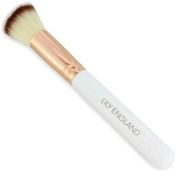 Lily England Kabuki Brush for Foundation. Best Flat Top Foundation Makeup Brush for liquid, cream and powder.