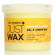 Just Wax Gel E Creme Honey And Lemon 425g