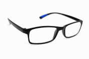 RG9/7 Ultra-Lite Bendable TR90 Material Reading Glasses +1.0+1.5 +2.0 +2.5 Can Mix N Match in 4 Colours