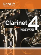 Clarinet Exam Pieces Grade 4 2017 2020